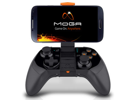 Moga Power Series controllers will charge your Android as you play - photo 3