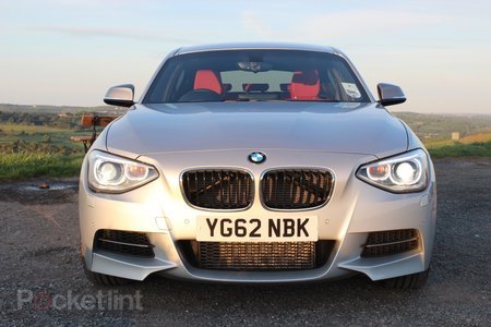 BMW M135i review - photo 31