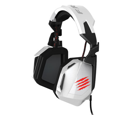 Mad Catz announces Tritton Kunai, Pro+ PC headsets, Freq 4D gives 'physical sensation'