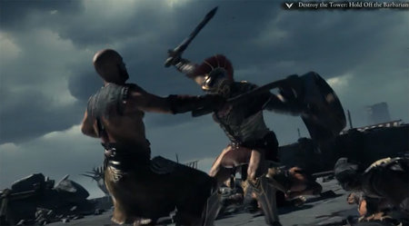 Ryse: Son of Rome exclusive for Xbox One at launch