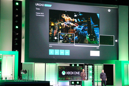 Xbox One new features detailed: Upload Studio, Twitch live game viewing and more
