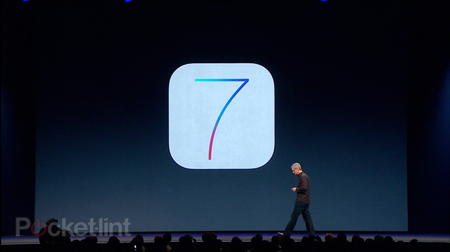 WWDC 2013: Apple announces iOS 7 - photo 1