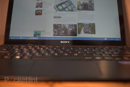 Sony Vaio Pro review - photo 18