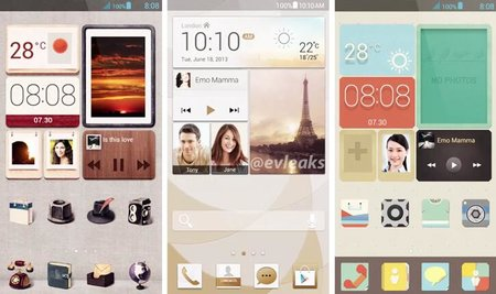 Huawei Ascend P6 specs and Emotion UI leaked ahead of  June event