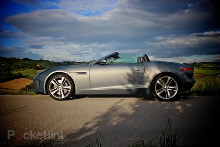 Jaguar F-Type pictures and first drive