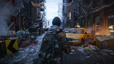 Tom Clancy's The Division preview and screens - photo 5