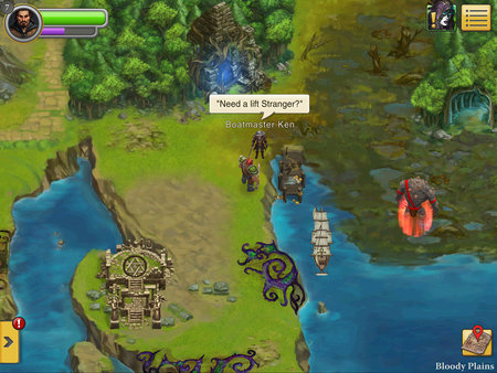 Ultima Forever - Quest for the Avatar iPad and iPhone preview - photo 1