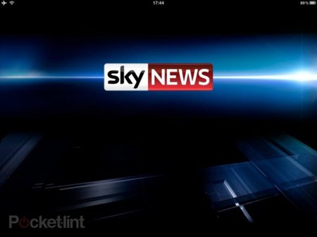 Yahoo signs deal with Sky News to broadcast feed online