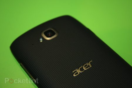 Acer Liquid ZX: Acer's incoming 3.5-inch Android smartphone