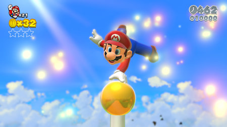 Super Mario 3D World preview: First play of Mario in 3D on Wii U - photo 1