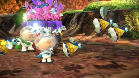 Hands on: Pikmin 3 review