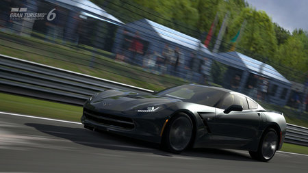 Gran Turismo 6 preview and incredible screens - photo 16