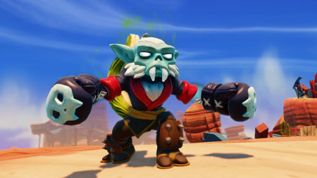Skylanders Swap Force preview and screens
