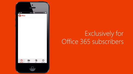 Microsoft brings Office Mobile app to iPhone, document editing with subscription