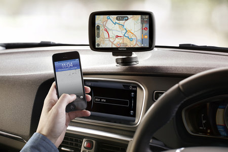 New TomTom Go starts at £159, available online now