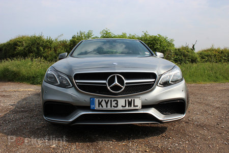 Mercedes-Benz E63 AMG pictures and first drive
