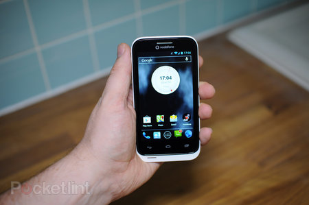 Vodafone Smart III review - photo 3