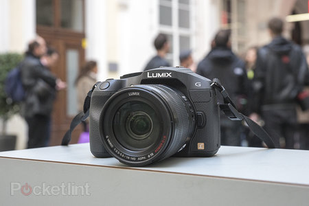 Panasonic Lumix G6 review - photo 1