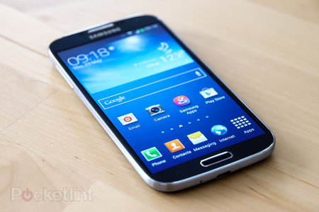 Samsung Galaxy S4 with faster LTE-Advanced 4G data speeds planned
