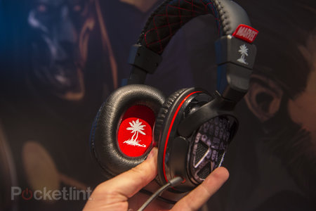 Turtle Beach Marvel Seven limited edition gaming headset pictures and hands-on - photo 5