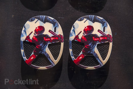 Turtle Beach Marvel Seven limited edition gaming headset pictures and hands-on - photo 6