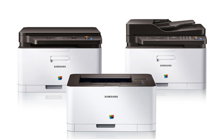 Samsung Xpress C410W NFC printers let you tap to print