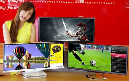 LG launches 21:9 TV and all-in-one PC combo