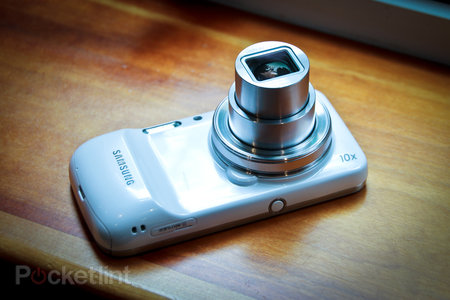 Hands-on: Samsung Galaxy S4 Zoom review