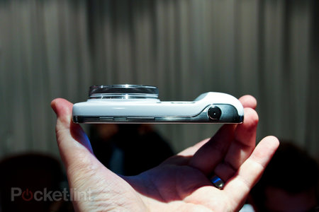 Hands-on: Samsung Galaxy S4 Zoom review - photo 5
