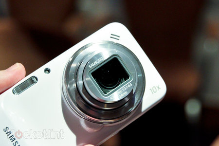Hands-on: Samsung Galaxy S4 Zoom review - photo 7