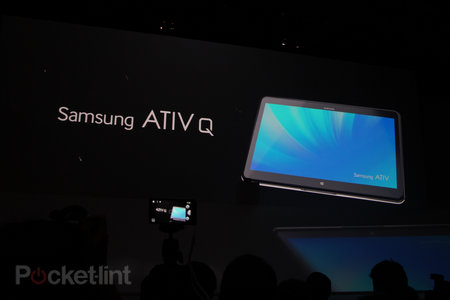 Samsung ATIV Q: 13.3-inch Windows 8 and Android hybrid with a stunning screen - photo 1