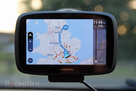 TomTom Go 500 review - photo 12