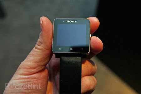 Sony SmartWatch 2 pictures and hands-on - photo 2