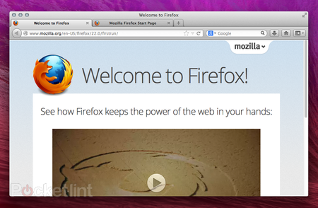 Mozilla updates Firefox with 3D gaming, video calls - shows off with demo game