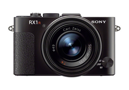 Sony Cyber-shot RX1R announced: An RX1 minus the optical low-pass filter