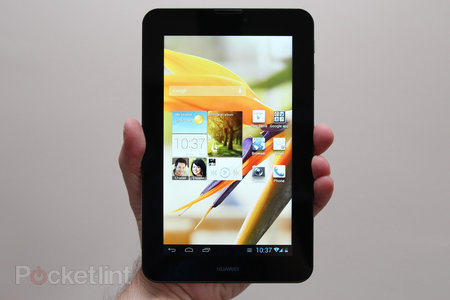 Huawei MediaPad 7 Vogue pictures and hands-on