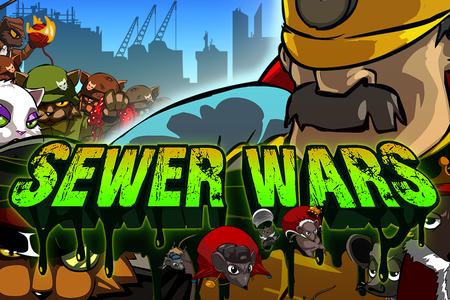 App of the day: Sewer Wars review (iPhone) - photo 1