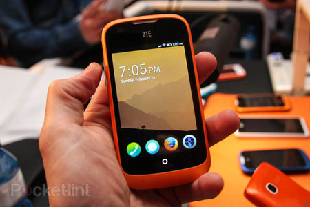 First Firefox OS smartphones arrive: ZTE Open to hit Spain on 2 July