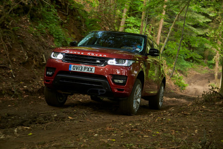 Range Rover Sport 2013 pictures and first drive - photo 2