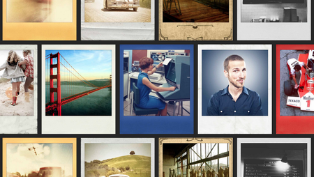 Polaroid's Polamatic app arrives on Google Play - border frames and all