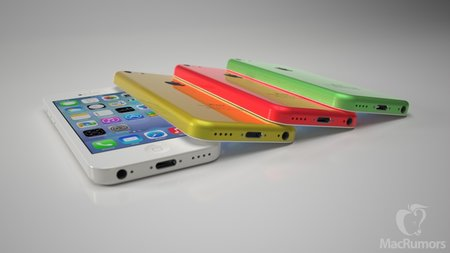 Multicoloured budget iPhone reportedly snapped in China - photo 3