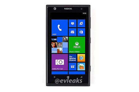 Nokia Lumia 1020 press pic leaked