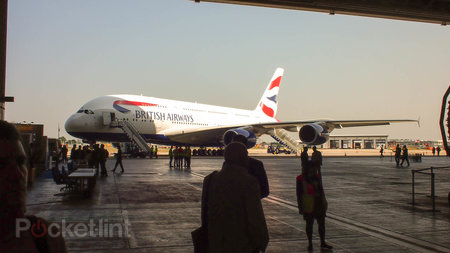British Airways A380: We jump on board to check it out - photo 1