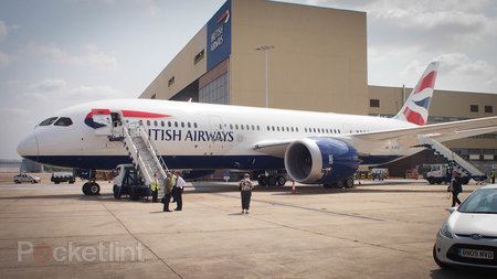 BA Boeing 787 Dreamliner: Tech of new plane explored - photo 1