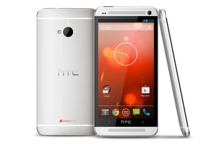 HTC One with Android 4.3 certified