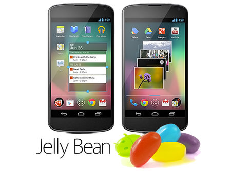 Android Jelly Bean takes top spot - now on more devices than Gingerbread