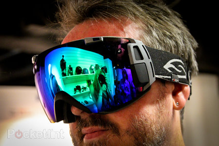 Smith Optics I/O Recon Goggle with Android pictures and hands-on