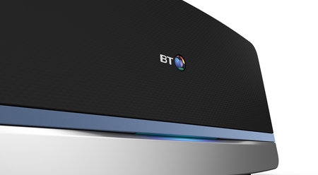 BT HomeHub 5: Wi-Fi ac support, Gigabit Ethernet, the partner for your 300mbps Infinity broadband