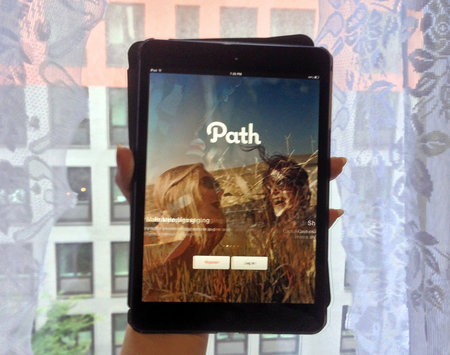 Path update brings stickers for comments, better iPad app navigation