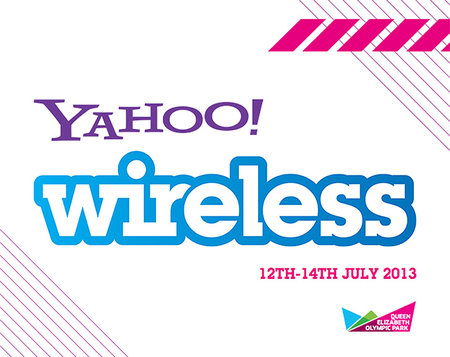 App of the day: Yahoo! Wireless Festival 2013 (iOS / Android / Blackberry)